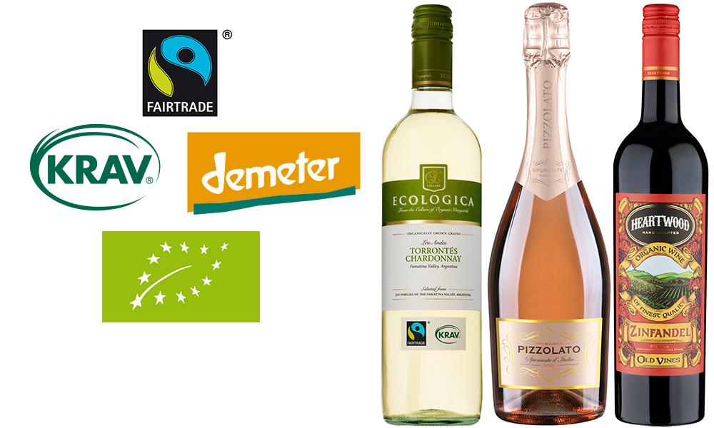 Vad Betyder Märkningen? Ekologiskt Vin U2014 Ekovin